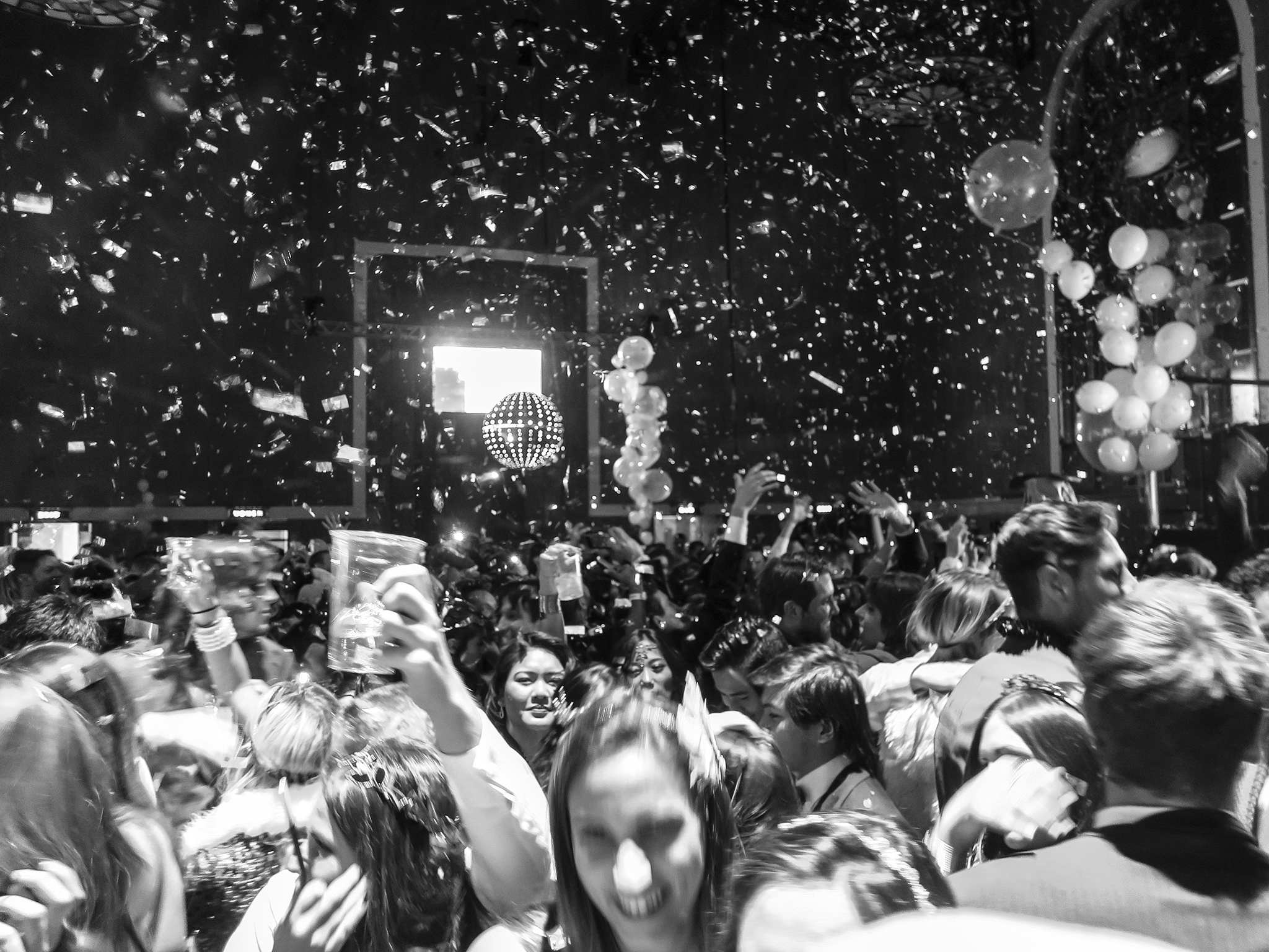 Prohibition NYE at Union Station 2015