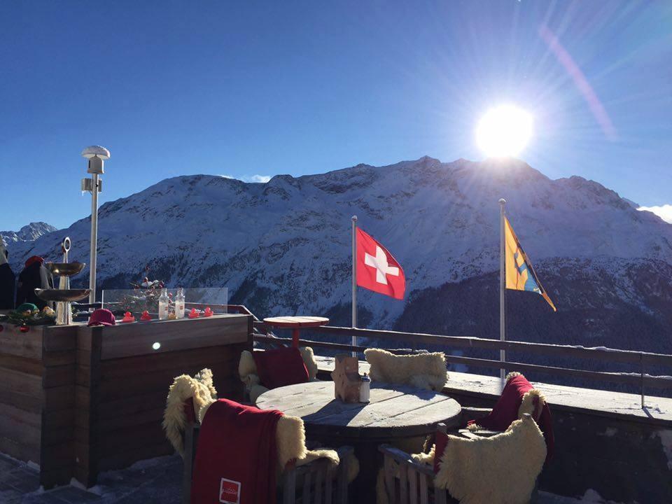 El Paradiso •  St.Moritz