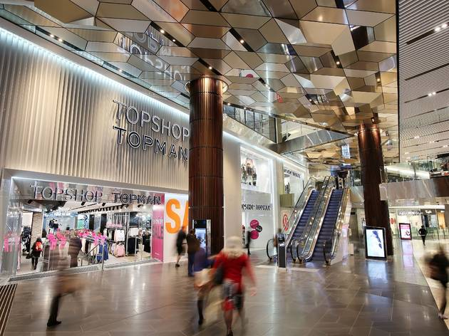 Topshop And Topman Emporium Melbourne Shopping In