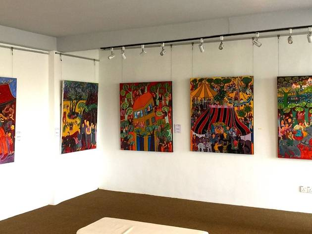 A Solo Exhibition by Untung Wahono