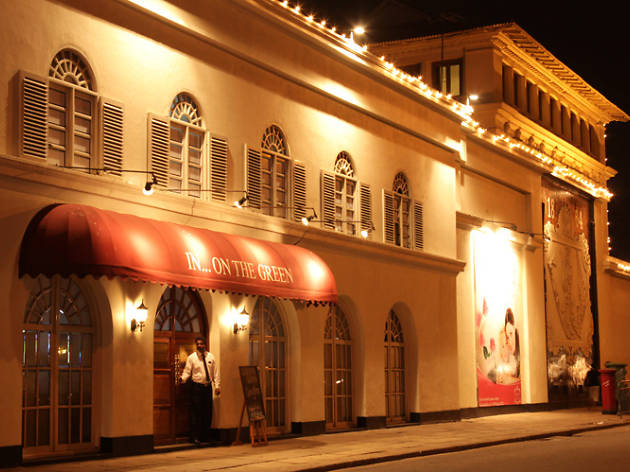 Ladies night at In On the Green, Galle Face Hotel