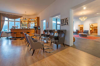 Hotel Saratz, Pontresina