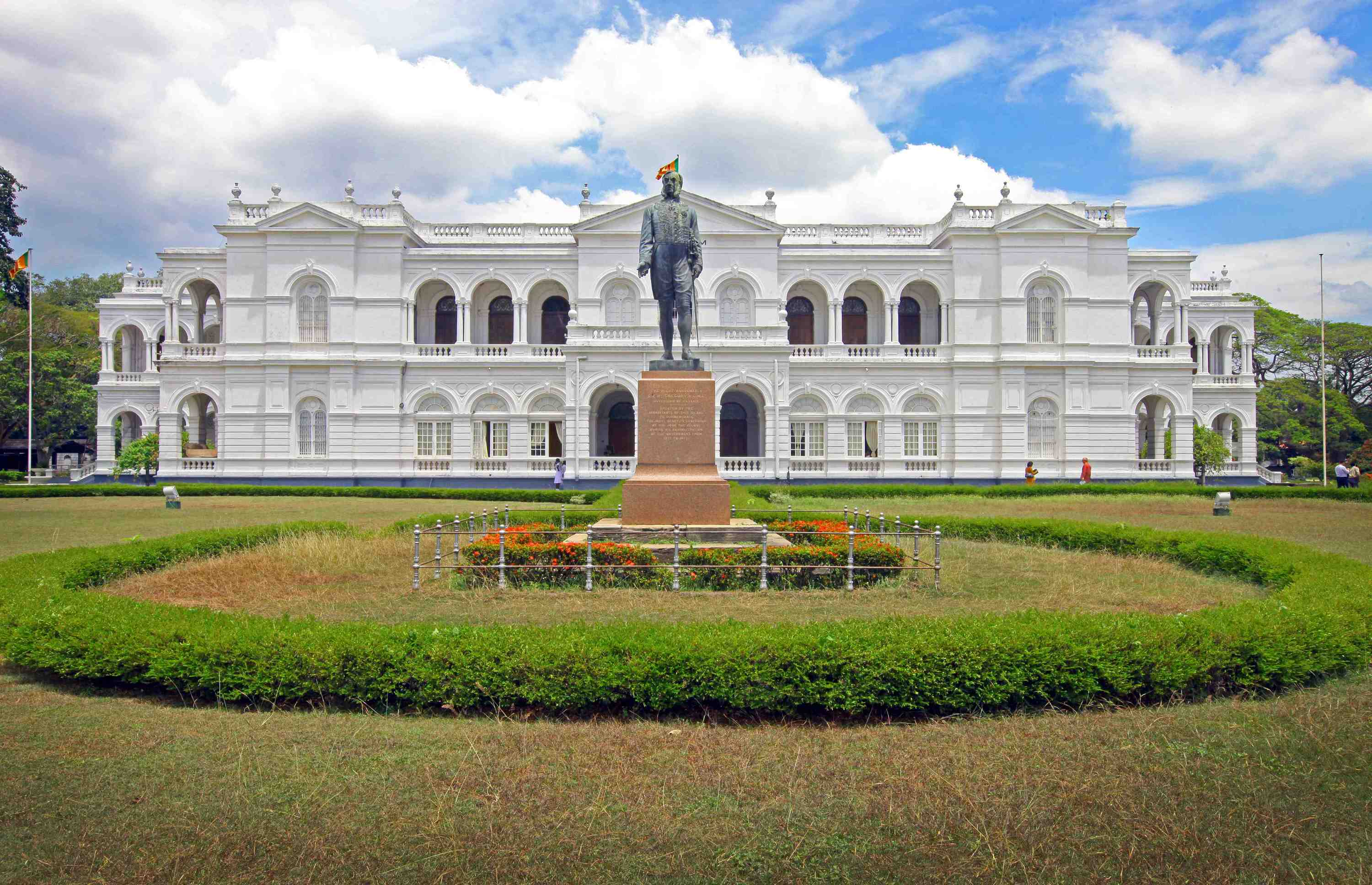 The National Museum, Albert Crescent, Colombo 7