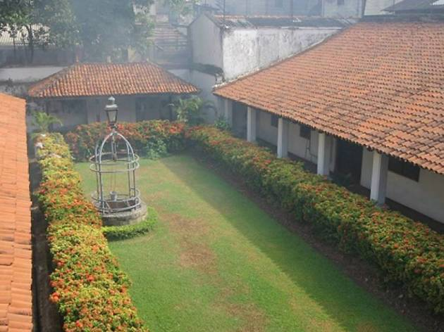 The Dutch Period Museum in Pettah