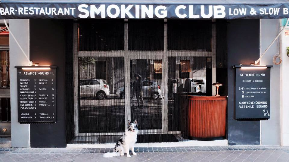Smoking Club. Muta