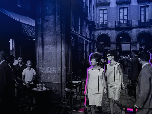 'Barcelona, 1962', de Xavier Miserachs