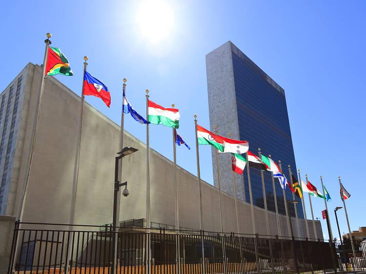 Sede de las Naciones Unidas