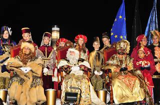 Cabalgata Reyes Magos
