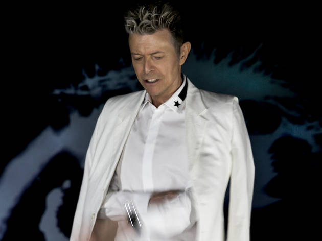 David Bowie, Blackstar (out January8)