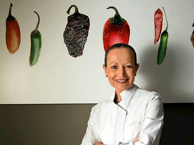 Patricia Quintana, chef