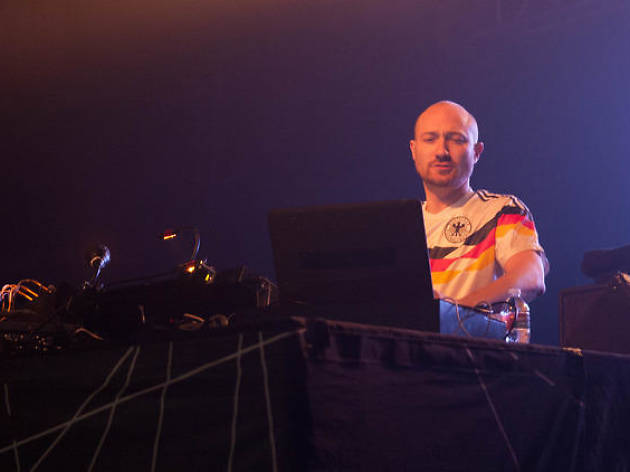 Paul Kalkbrenner en 360e Venue