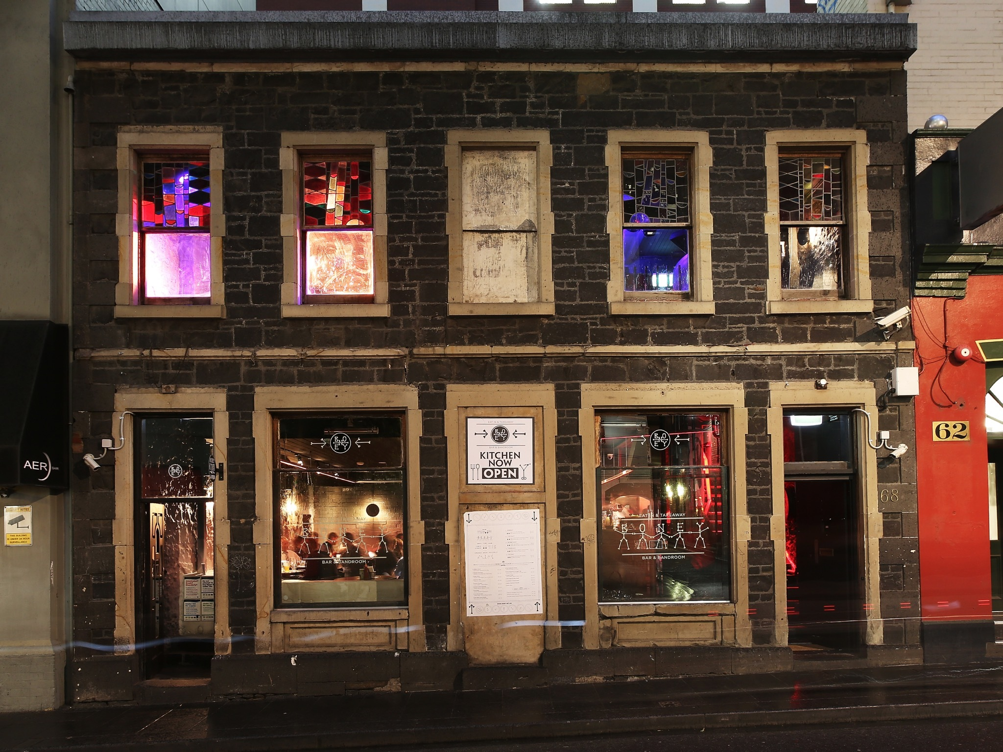 Melbourne's late-night party bar Boney is closing