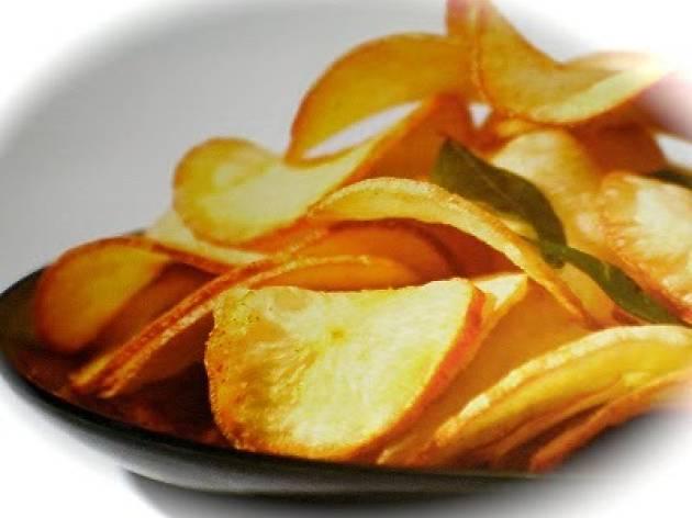 Manioc chips