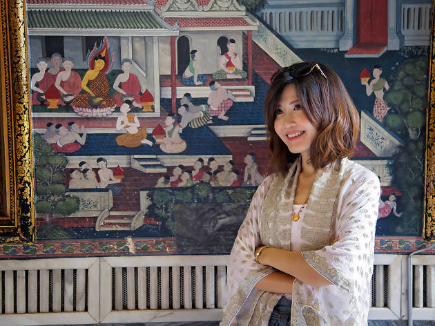 Tan Siuli, co-head of the curatorial team of the Singapore Art Museum