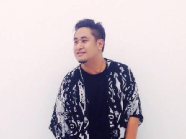 Ezzam Rahman, multidisciplinary artist