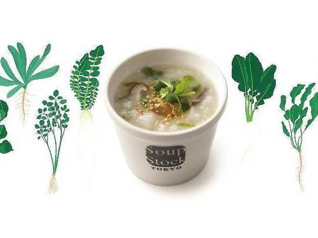 Soup Stock Tokyo ルミネ新宿店