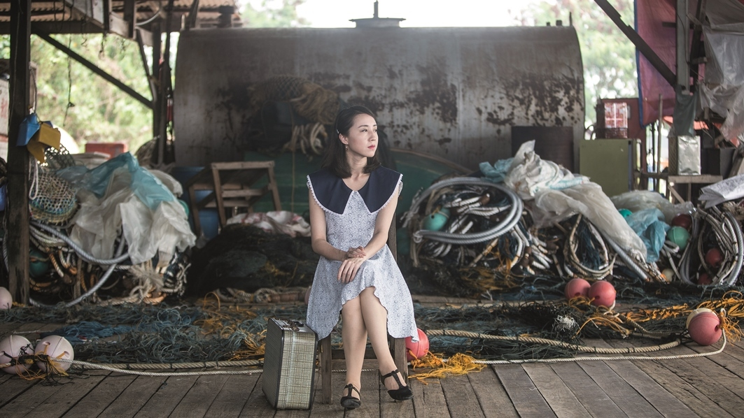 'NUSANTARA: the sea will sing and the wind will carry us' by Sherman Ong (Singapore)