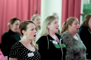 West End Musical Choir Taster Session