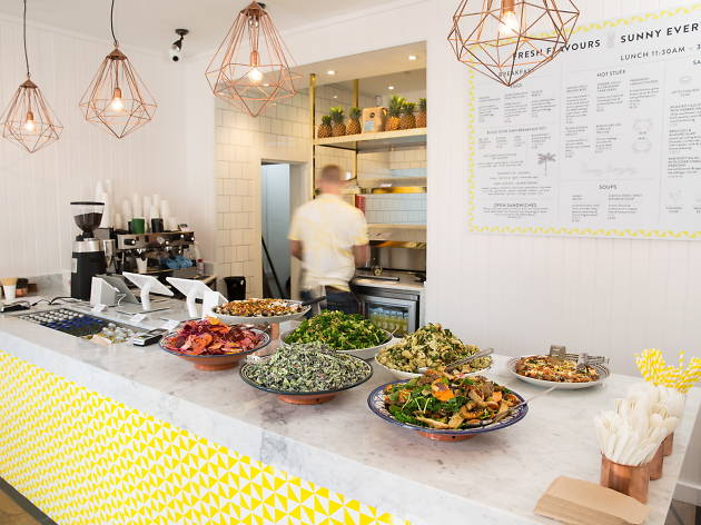 The best healthy restaurants in London
