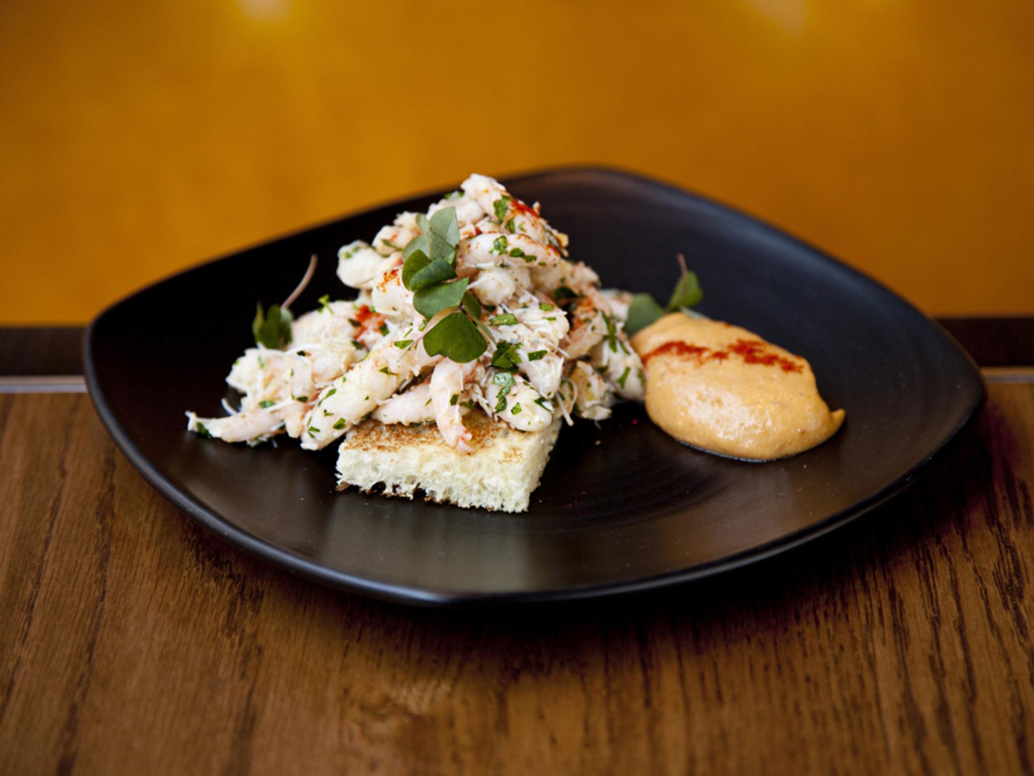 healthy restaurants in london, bread street kitchen