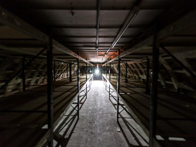 Exclusive: inside Clapham South's secret wartime tunnels