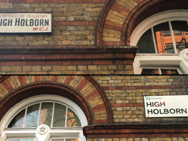 Five historical things to look out for in... Holborn
