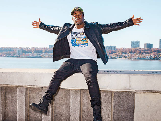 A$AP Ferg is playing a free show this week in NYC
