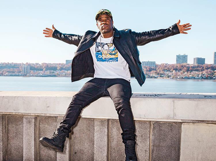A$AP Ferg, 27, hip-hop artist