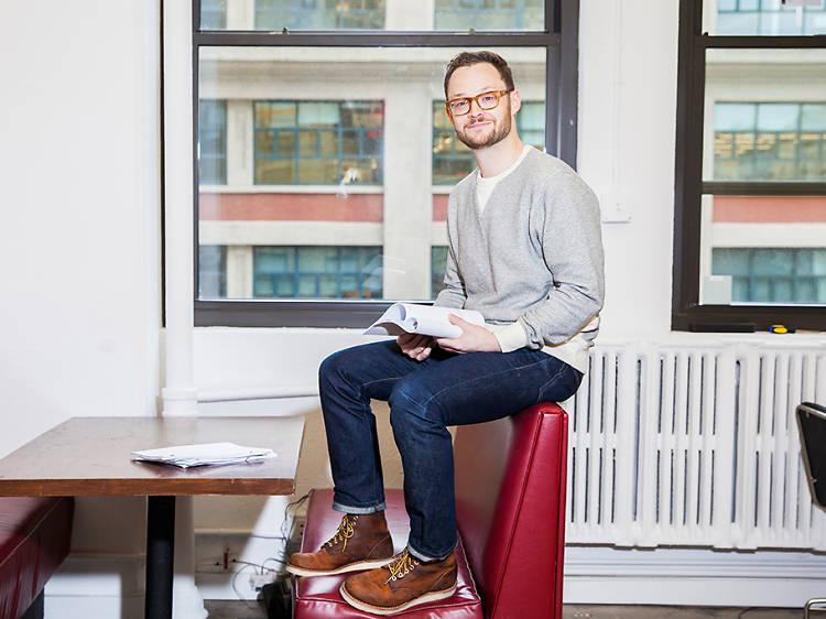 Brian Bockrath, 32, TV executive