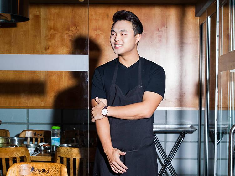 Deuki Hong, 26, chef
