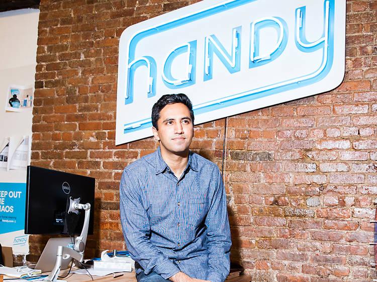 Umang Dua, 29, entrepreneur