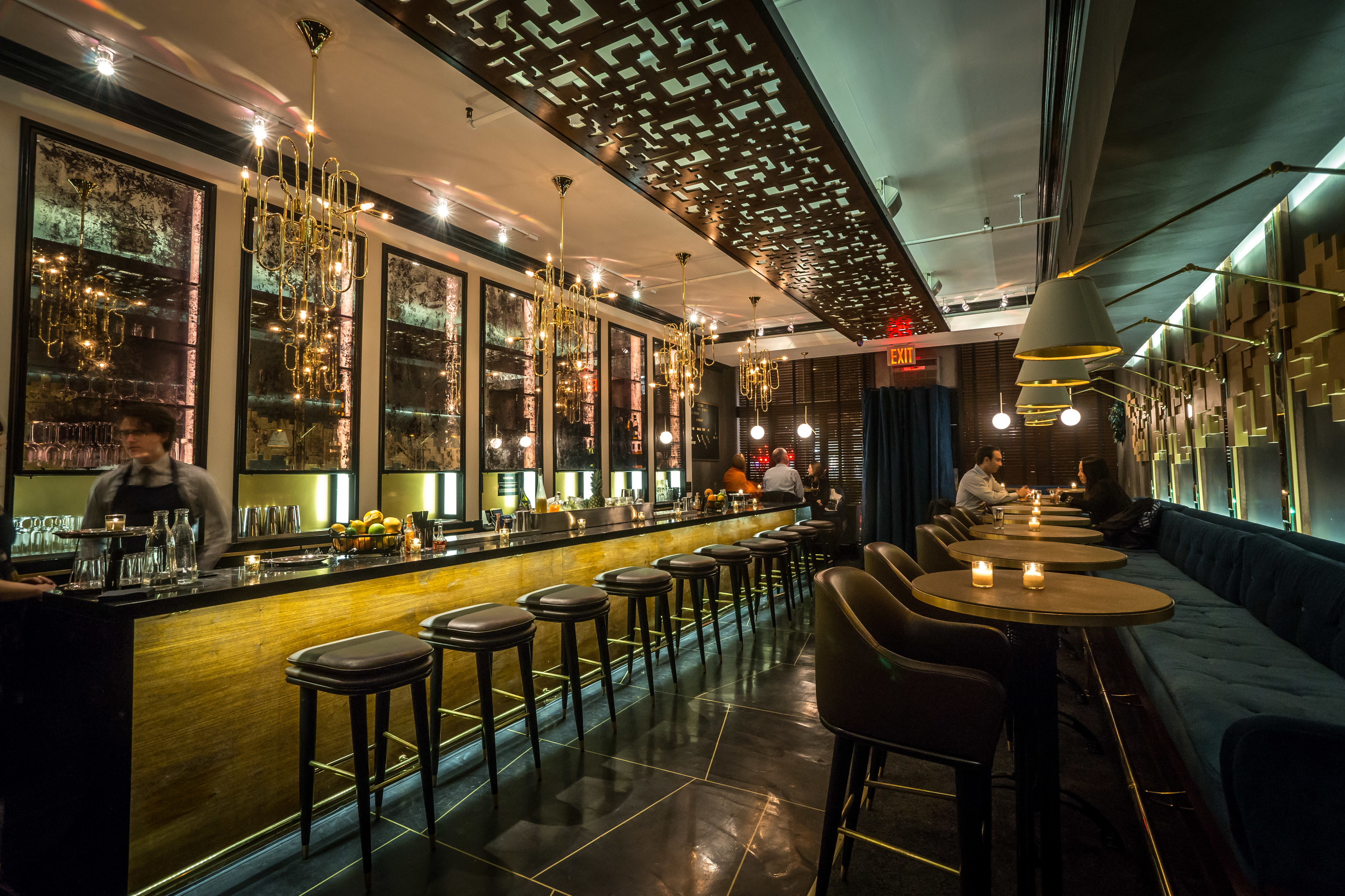 best bars to go to alone in nyc when you literally can u0027t even