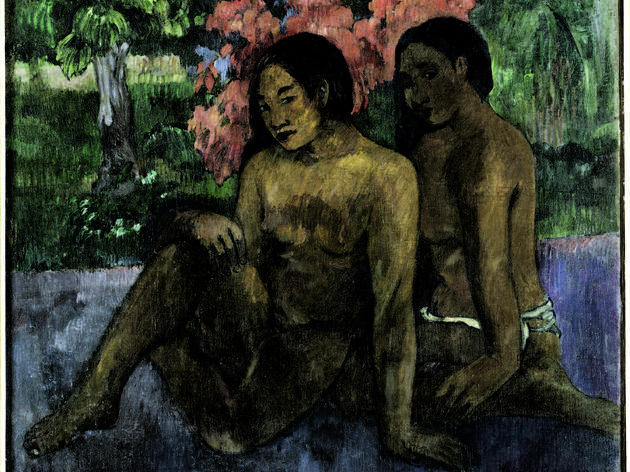 Gauguin. The Alchimist