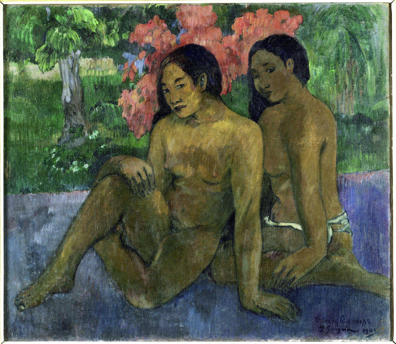 Et l'or de leur corps, Paul Gauguin (1848-1903)