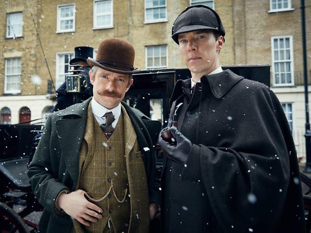 Sherlock, el capítulo especial
