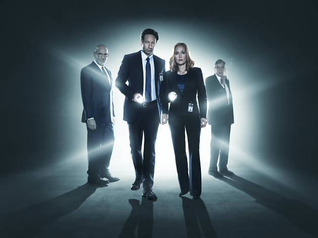 Regresa X Files