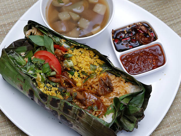 87+ Gambar Ayam Bakar + Nasi HD