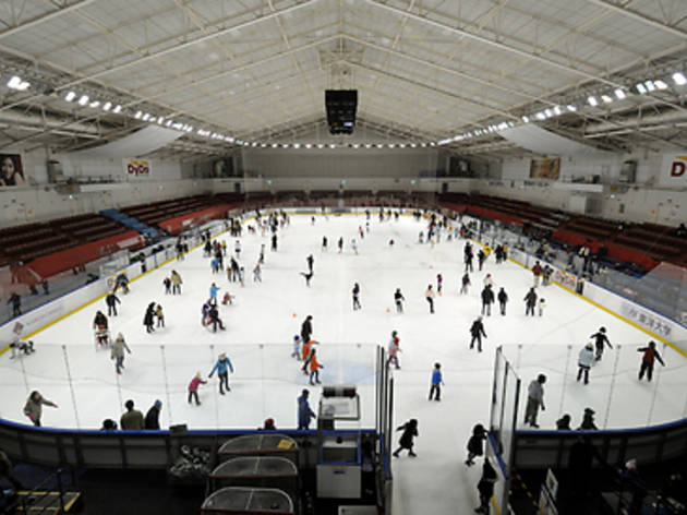 DyDo Drinco Ice Arena