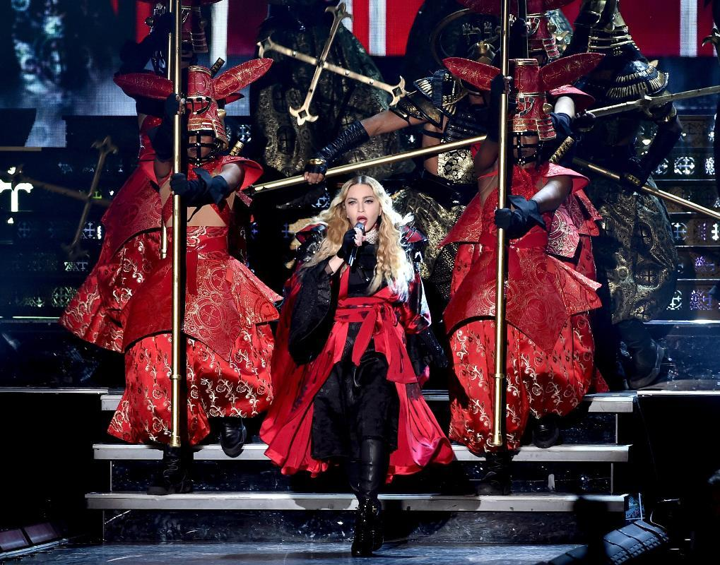Madonna: Queen of the bounceback