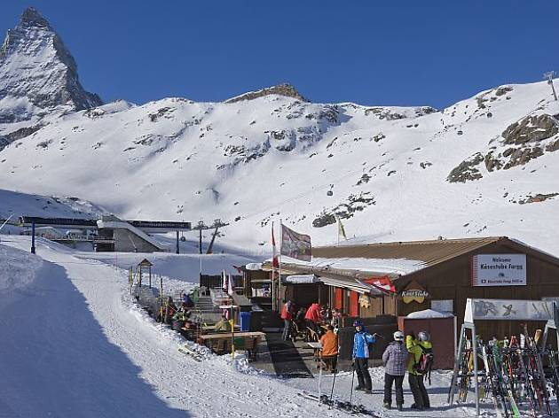 Käsestube Furgg  • Zermatt