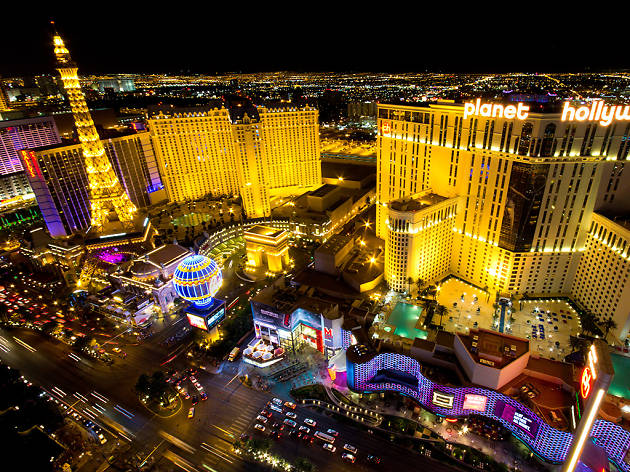 The best Las Vegas attractions