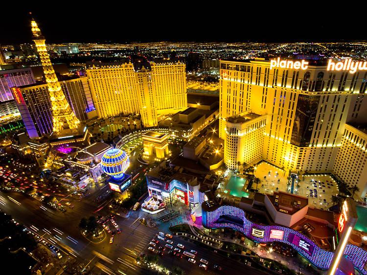 The best Las Vegas attractions