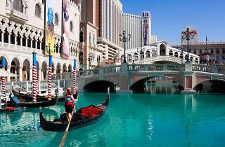 Las Vegas gondola rides