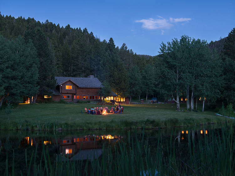 Feathered Pipe Ranch, Helena, MT