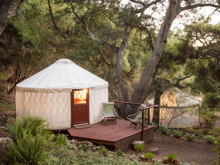 White Lotus Foundation Retreat Center, Santa Barbara, CA