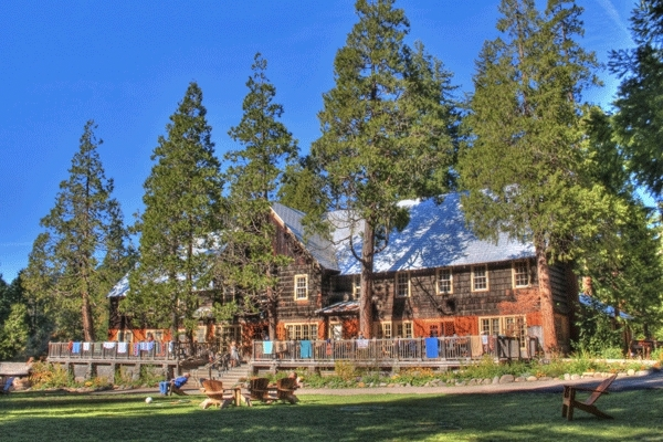 Breitenbush Hot Springs Retreat