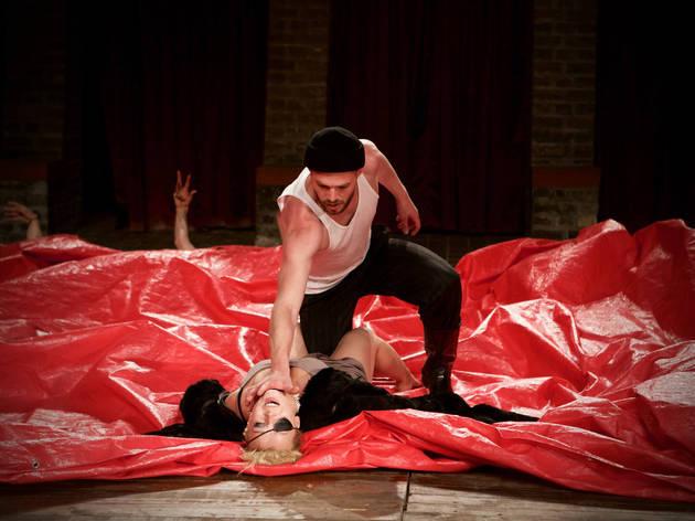 Belarus Free Theatre's King Lear