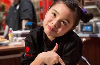 Man vs Child: Meet Chef Estie