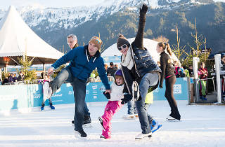 Ice Magic, Interlaken