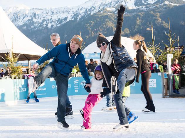 Ice Magic, Interlaken